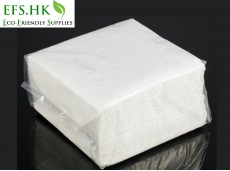 23x23cm Double-layer White Napkin High Quality Facial Tissue
