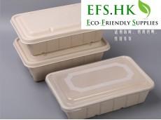 Eco-Friendly Box Biodegradable Pulp Large Box 3000ml